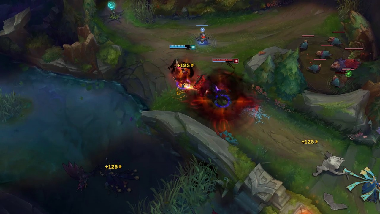 The Most Idiotic 1v1 In The History Of League Of Legends Youtube
