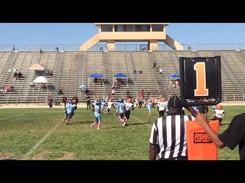 Mothershed-Apple Valley vs Gladiators-youth football highlights
