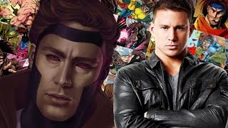 Channing Tatum's GAMBIT Gets 2016 Date – AMC Movie News