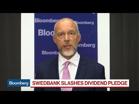 Swedbank Slashes Dividend as Baltic Laundering Probes Drag On
