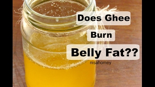 Does Ghee Burn Belly Fat? Desi Ghee Healthy or Unhealthy? Health Benefits Of Indian Ghee