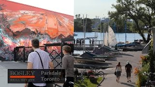 Parkdale Toronto; Central Toronto's Emerging Neighbourhood Has It All