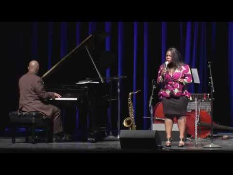"Camille Thurman & The Darrell Green Trio  ""Skylark"" The Kennedy Center  (Mary Lou Williams Fest)"