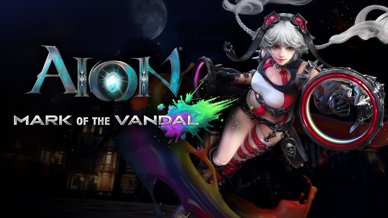 Aion: Mark of the Vandal Official Trailer