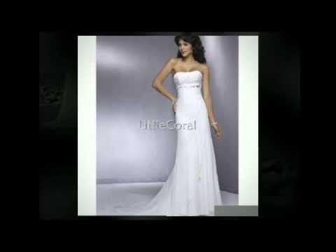 Chiffon Wedding Dresses - Dresses For Wedding