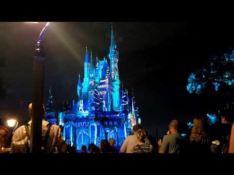Disney World Orlando Florida July 4th 2021 Fireworks