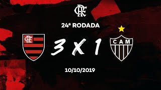 Flamengo x Atlético Mg Ao Vivo - Maracanã