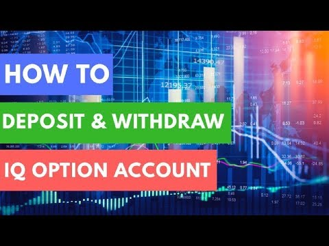 How To Deposit And Withdraw Money From IQ Option