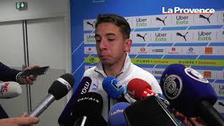 """OM-Toulouse : """"Personne n'aime être sur le banc mais je dois faire mieux"""" (Lopez)"""