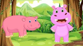 Con gì đây   em bé tập nói các con vật   học tiếng kêu con khỉ con gấu   Dạy trẻ thông minh sớm