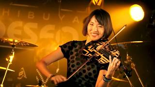 "2017.9.22.Fri VIOLIN COVER LIVE ""KEKO GIGS Ⅳ""@SHIBUYA DESEO BOØWY『..."