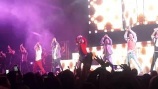 Magneto y Mercurio - Enamoradísimo en vivo desde State Farm Arena