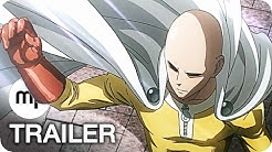 ONE PUNCH MAN Trailer German Deutsch (2017)