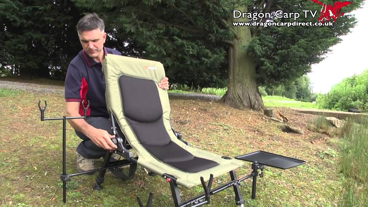 Nash Fishing Chair Accessories Desk Mat Ck Satellite Carping Station Review Youtube