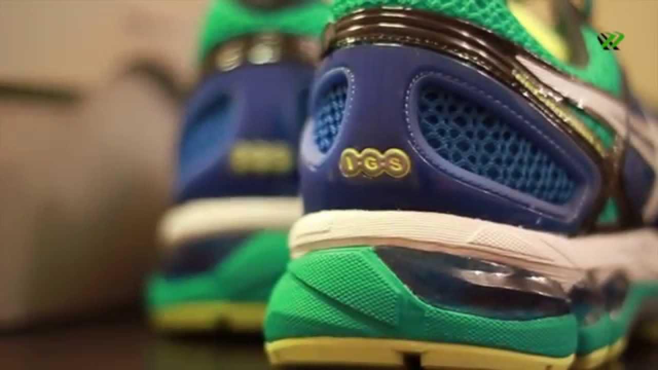 imagen por favor no lo hagas Entrelazamiento  Asics Kayano 21, unboxing y review de una de las mejores zapatillas para  pronadores de peso - YouTube