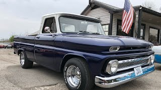 1966 C10 LS $21,900 Test Drive Maple Motors