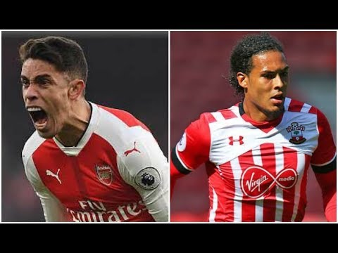 Gabriel Wanted By Valencia So Should Arsenal Move For Van Dijk? | AFTV Transfer Daily