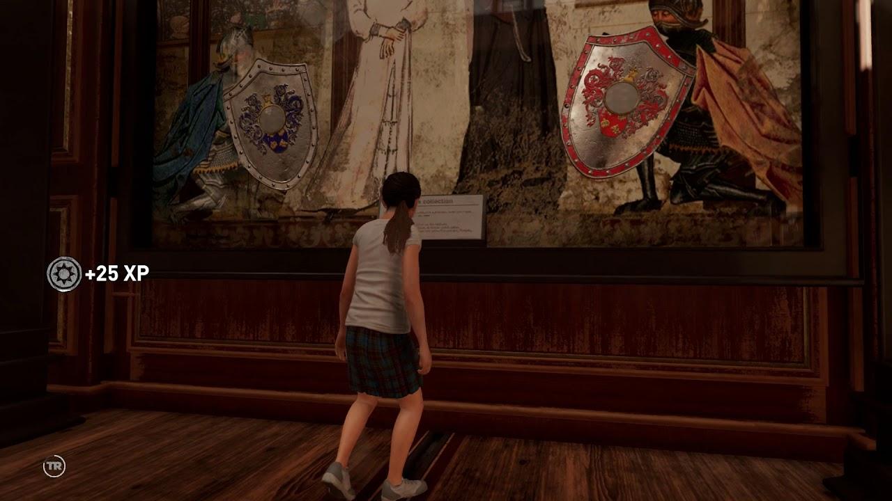 Shadow Of The Tomb Raider Brave Adventurer Young Lara Croft