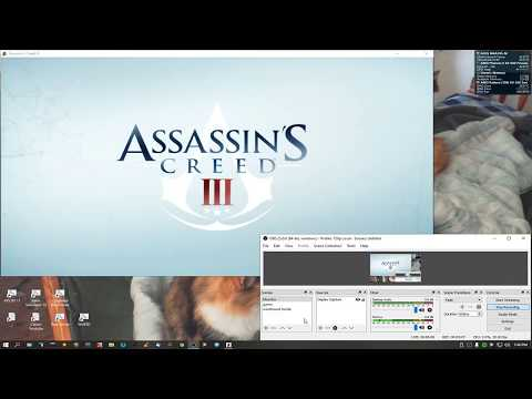 Assassin's Creed III: How To Force Windowed Mode