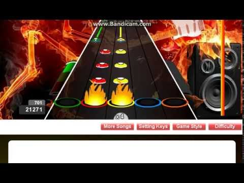 Guitar Flash Open Your Eyes  Sum 41 RECORD HARD 32491