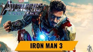 Avengers 4 Endgame Countdown: Iron Man 3