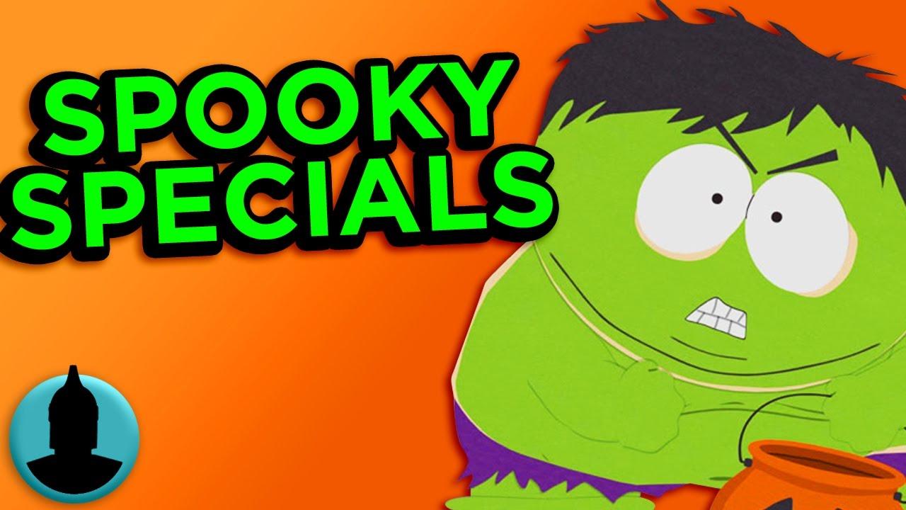11 best halloween cartoon specials tooned up s2 e55 youtube