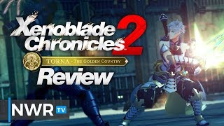 Xenoblade Chronicles 2: Torna ~ The Golden Country (Switch) Review (Video Game Video Review)