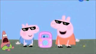 Любимая музыка свинки пеппы ☆omg