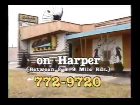 1993 Gilbert's Lounge St. Clair Shores Commercial