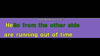 Hello-Adele Karaoke MIDI