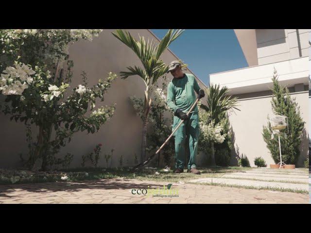 Ecojardim - Jardinagem profissional