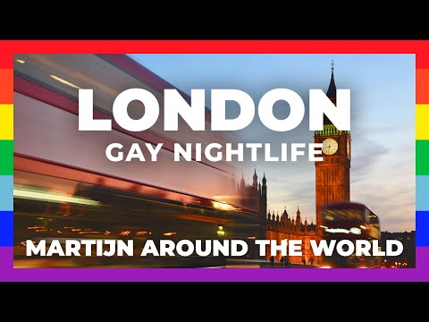 GAY LONDON United Kingdom Travel Guide (with Akeria Davenport) // Gay UK