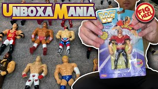 UNBOX-A-MANIA 4! Unboxing A HUGE Box of Vintage WWF Action Figures!