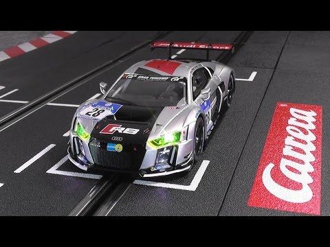 """Test Drive Carrera 30769 Audi R8 LMS """"Audi Sport Team, No.28"""""""