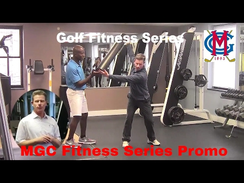 Montclair Golf Club Fitness Series Promo