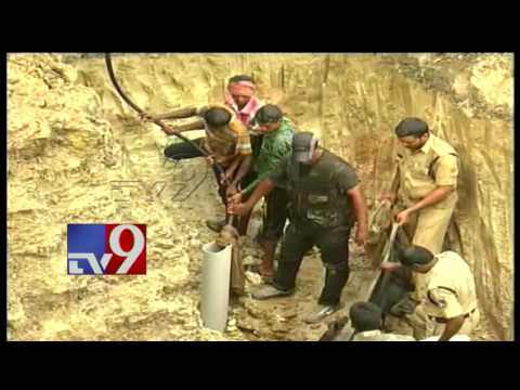 Thumbnail: Final hope of rescue operations continue for girl stuck in Borewell - TV9