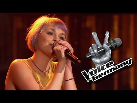 The Only Exception  Anna Liza Risse  The Voice  Blind Audition 2014