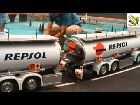 IV Concentracion Tordesillas   Parte 1 camiones rc