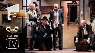 """Bani din cer"", comedie de Ray Cooney (Teatru TV, Antena 1)"