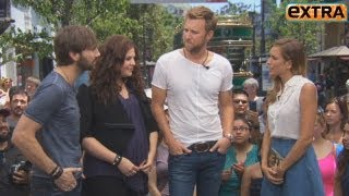 Baixar Lady Antebellum at The Grove, Talking New Single 'Downtown'