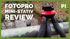 REVIEW 📷 FOTOPRO HANDY STATIV ➡️ Taugt es was?