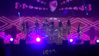 170805 SNSD - Genie at Holiday to Remember (Full Fancam) - Stafaband