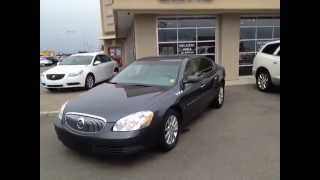 Used 2009 Buick Lucerne Alberta | 213km from Calgary | # 94148