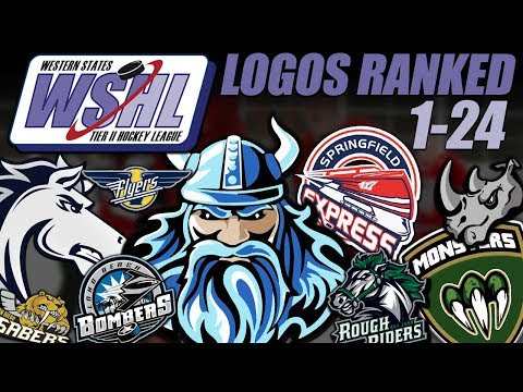 WSHL Logos Ranked 1-24