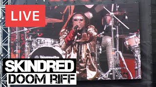 Skindred - Doom Riff Live in [HD] @ Download Festival 2012