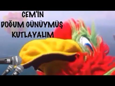 İyi ki Doğdun CEM :)  2. VERSİYON, KOMİK DOĞUMGÜNÜ VİDEOSU Made in Turkey :) 🎂