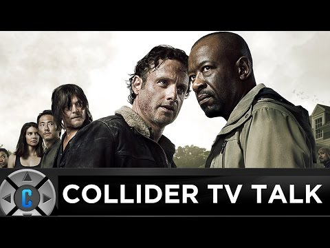 Collider TV Talk - The Walking Dead Finale Speculation, Voltron Netflix Series and More!