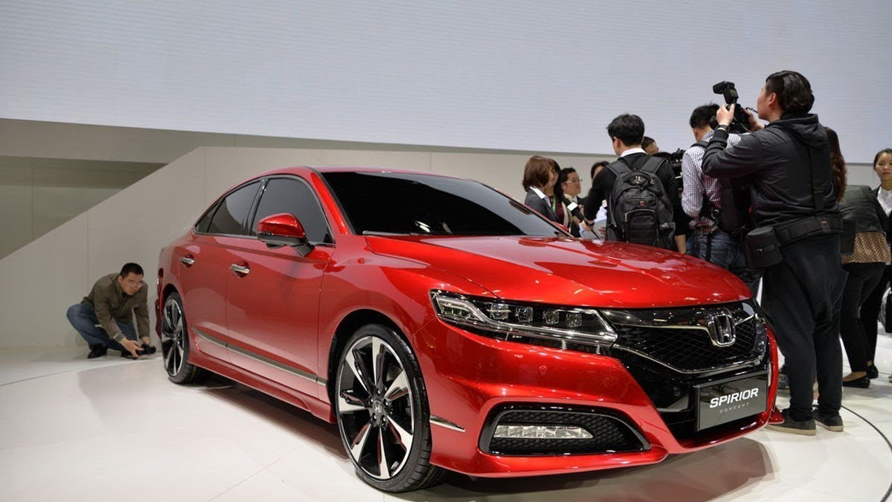 2018 Honda Accord Release Date Usa Price And Specs