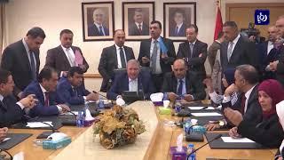 مجلس النواب ينتخب رؤساء لجانه النيابية - (26-11-2017)