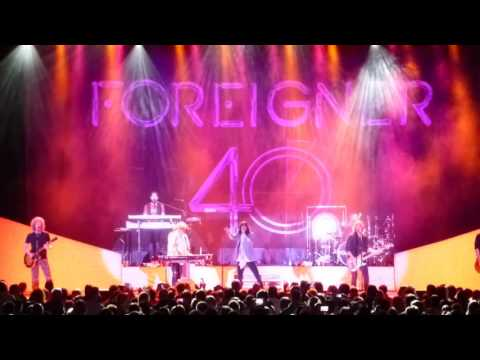 Foreigner - Waiting for a Girl Like You - Rostock